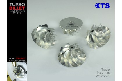 Billet Compressor Wheel | MFSB104C - BW01 (43.00/53.00) 7+7 FORWARD